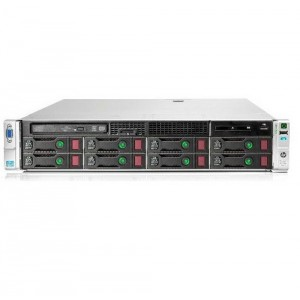 HP ProLiant DL380p Gen8 E5-2620 1P 16GB-R 900GB 460W Server/GO (470065-769)