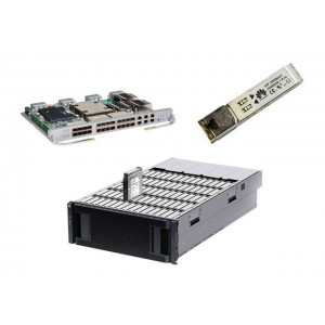 Huawei OceanStor S2200T V1 2*4*10Gbps TOE I/O Modules(Total 8 ports,8 PCS Fiber) S22-TOE10-8 Storage System