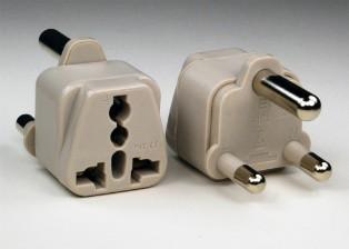 South African Plug Converter