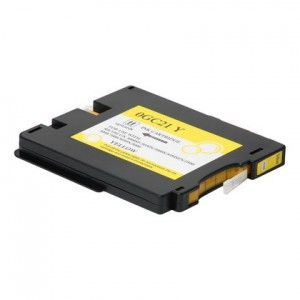 Ricoh GC21Y Yellow Inkjet Cartridge Yield 1,000 Pages