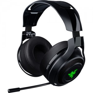 Razer RZ04-01490100-R3G1 ManO'War Wireless 7.1 Surround Sound Chroma Headset