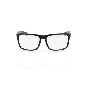 Gunnar Optiks INT-00103 Intercept Full Rim Advanced Video Gaming Glasses with Crystalline Lens, Onyx Frame Finish