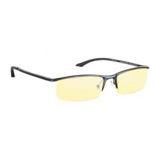 Gunnar Optiks ST003-C001 Emissary Onyx Amber Eyewear