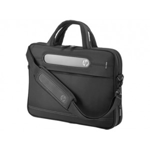 """HP Black Slim 14.1"""" Top Load Notebook Carrying Case Model H5M91AA"""