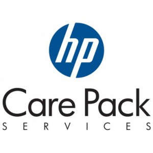 Electronic HP Care Pack Next Business Day Hardware Support Extended Service Agreement - 4 Years - On-Site