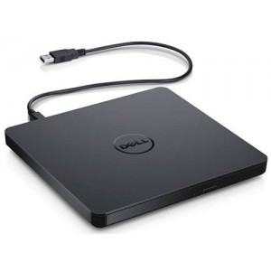 Dell Slim DW316 DVD±RW (±R DL) / DVD-RAM Optical Drive - USB 2.0