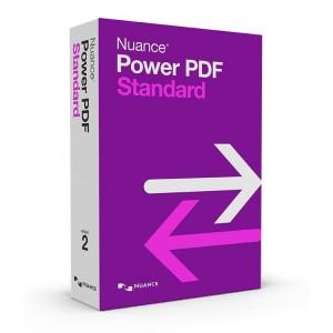 Nuance Power PDF 2 Standard Edition-1 User Software (Create, Convert, Edit)