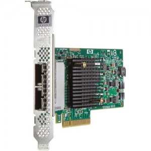 HP H221 PCIe 3.0 SAS Host Bus Adapter (729552-B21)