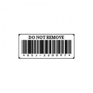 Dell 440-11802 LTO5 Barcode Tape Labels (1-60) - Kit