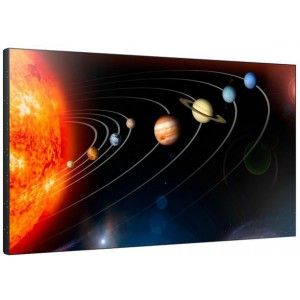 """Samsung 55"""" LED LCD, 24hr daily usage, 5.5mm Bezel, 10x10 Video Wall Support"""