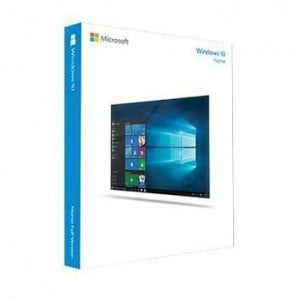 Microsoft Windows 10 Home 32-bit/64-bit English 1 License non-EU/EFTA USB (Full Version)