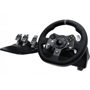 Logitech 941-000123 G920 Racing Wheel - Xbox One/PC