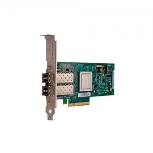 Dell Qlogic 2562 Dual Channel 8Gb Optical Fibre Channel Host Bus Adapter PCIe - Low Profile - RW9KF