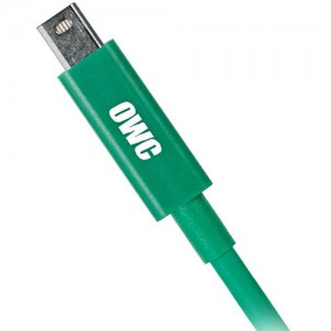 Other World Computing(OWC) Thunderbolt 1M Cable Green (OWCCBLTB1MGRP)