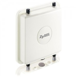 Zyxel Nwa3550N 80211A/B/G/N Dual Radio Outdoor Business Access Point