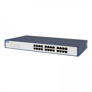 ZTE ZXR10 1150-24T 24 Port Unmanaged Switch