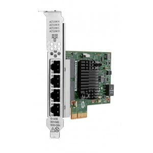 HPE 811546-B21 Ethernet 1Gb 4-port 366T Adapter