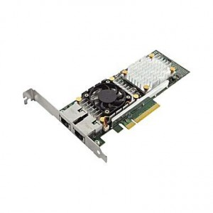 Dell Broadcom Dual Port 10GBASE-T 10 Gigabit Ethernet PCIe Network Interface Card (540-BBGU)