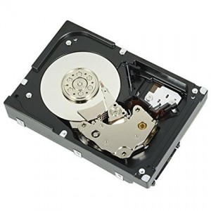Dell Kit - 4TB 7.2K RPM Near-Line SAS 6Gbps 3.5in Cabled Hard Drive