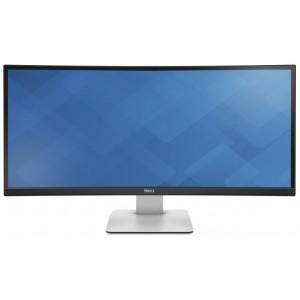 Dell 210-ADYN UltraSharp 34 Curved Monitor U3415W - 86.5cm Black SAF