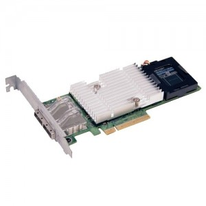 Dell PERC H710 Integrated RAID Controller, 512MB NV Cache, Low Profile Adapter - Kit