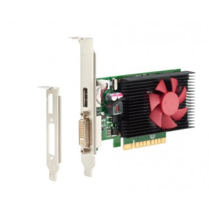 HP Accessories - NVIDIA GF GT 730 2GB PCIe x8 GFX