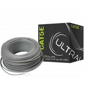 UltraLAN CAT5e Cable  Solid UTP-305m