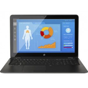 HP ZBook 15U G3 series notebook