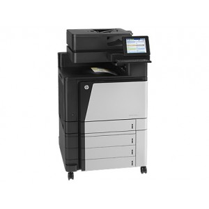 HP Colour Laserjet A3 M880z printer