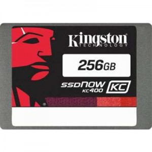 Kingston 256GB SSDNow KC400 SSD SATA 3 2.5 (7mm) Upgrade Bundle Kit