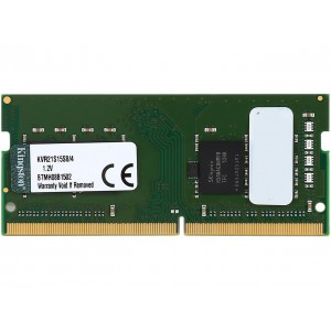 KINGSTON VALUERAM 4GB DDR4-2133 SODIMM