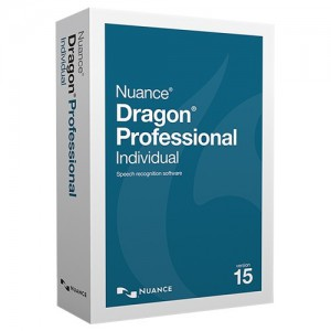 Nuance Dragon Professional Individual 15 - English