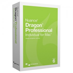 Nuance Dragon Professional Individual 6.0 for Mac - English