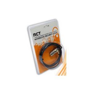 RCT NOTEBOOK SLOT SECURITY 3 DIGIT NUM LOCK