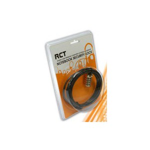 RCT NOTEBOOK SLOT SECURITY LOCK - PREMIUM