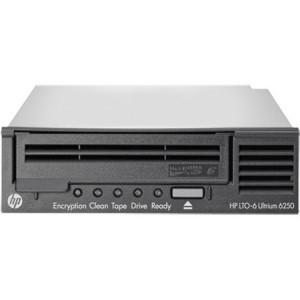 HP (Bndl/Tvlite) LTO-6 Ultrium 6250 Int Tape Drive/ HP LTO-6 Ultrium 6.25TB RW Data Tape(x4)