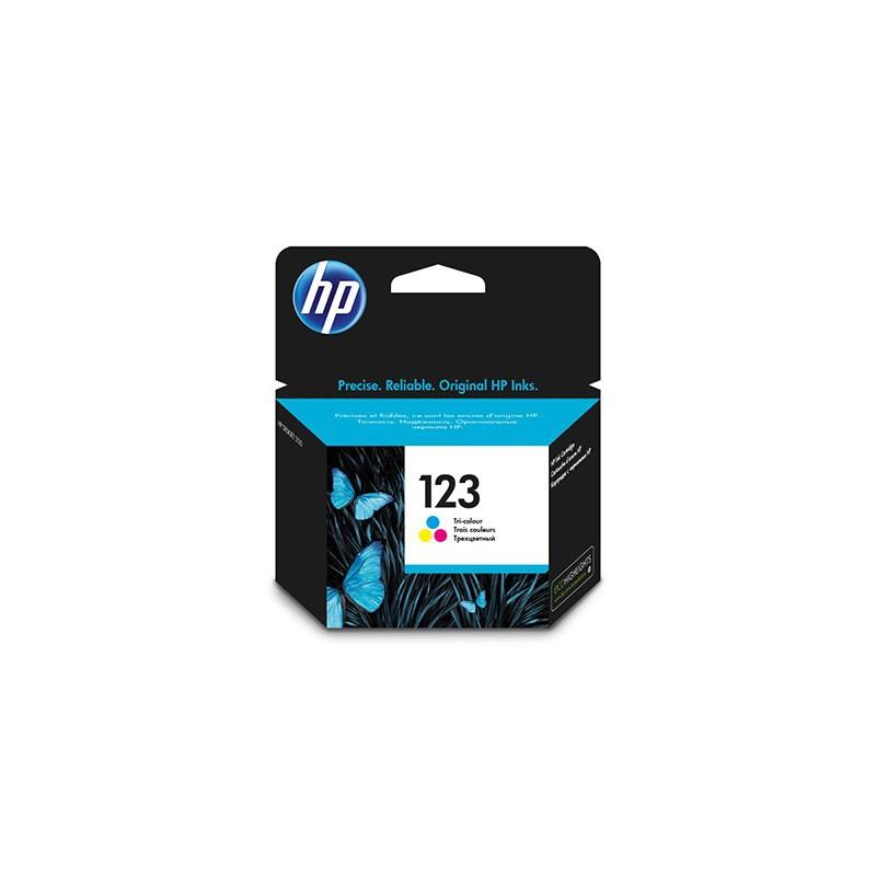 Hp  Tri Color Inkjet Print Cartridge