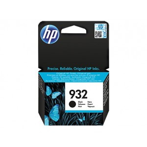 HP 932 Black Officejet Ink Cartridge 400 pages