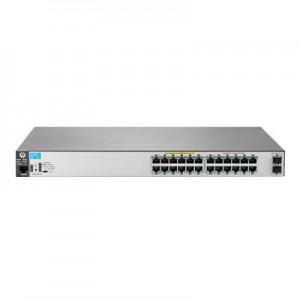 HPE Aruba Switch (2530-24G-PoE+with 2SFP+)