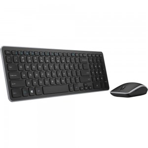 DELL WIRELESS KEYBOARD AND MOUSE - KM714 - US INT'