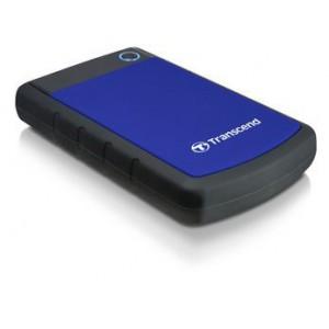 "Transcend StoreJet 25H3B Series - 2TB 2.5""  External HDD"