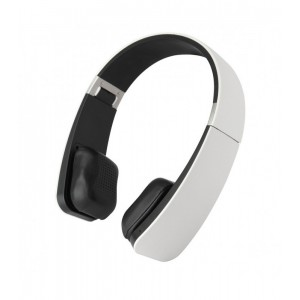 Astrum A11541-Q Wireless Touch Headset + Mic (White)