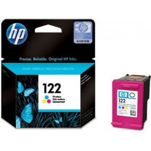 HP 122tri-colour Ink Cart'- Deskjet AIO 1050