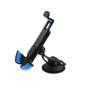 "Astrum Mobile HOLDER 360' 6"" SUCTION BLACK / BLUE"