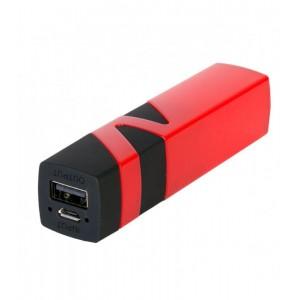 Astrum PB260 POWER BANK 2600MAH 1 USB 1A RED