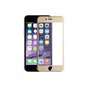 Astrum TEMPERED GLASS 9H 0.32MM GOLD FRAME IPHONE 6