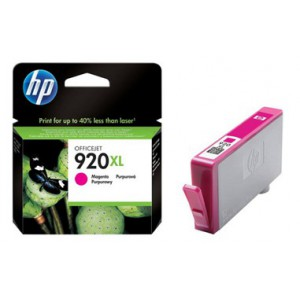 HP 920XL Magenta Officejet Ink Cartridge 700 pages @ 5%