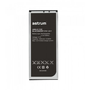 Astrum ABBLS1 BB Z10 / LS-1 1800MAH Battery