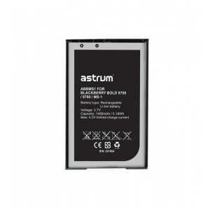 Astrum ABBMS1 BB BOLD 9700 / 9780 / MS-1 1400MA Battery