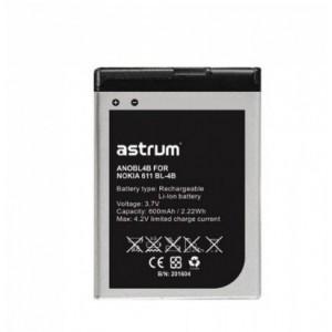 Astrum ANOBL4B NO 6111 BL-4B 600MAH Battery